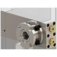 Atuador Rotativo Hidráulico / Rotary Actuator Hydraulic Série ARCR