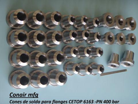Cone CETOP 6163
