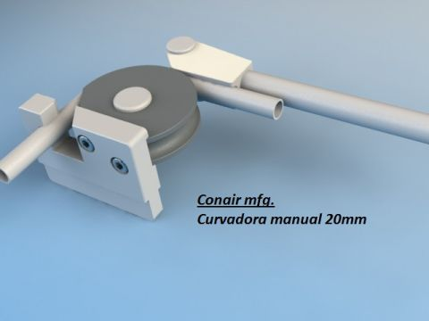 Curvadora Manual 20mm