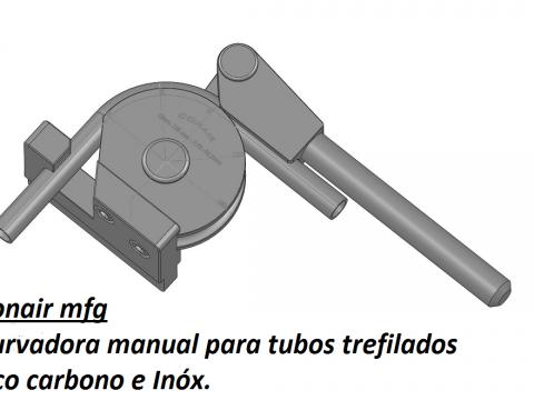 Curvadora Manual - CCR-20
