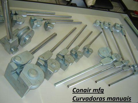 Curvadoras manuais de tubos