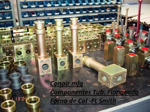 FL Smith-Forno de cal