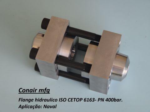 Flange CETOP 6163