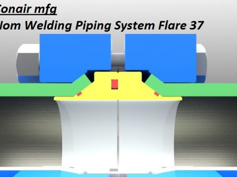 Non Welding Piping systems
