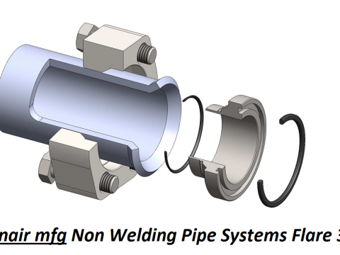 Non Wlding piping systems