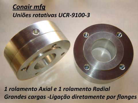 União rotativa Queimadores de gases siderurgia