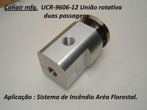 Uniões rotativas sistemas de incendio