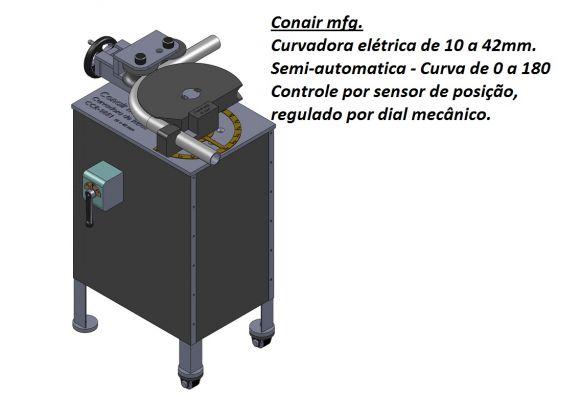 Curvadora automática elétrica